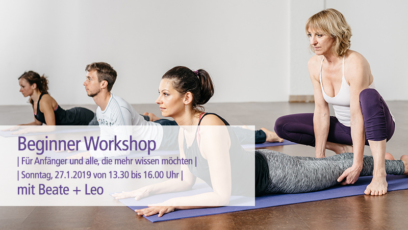 simply Yoga Regensburg - Beginner Workshop